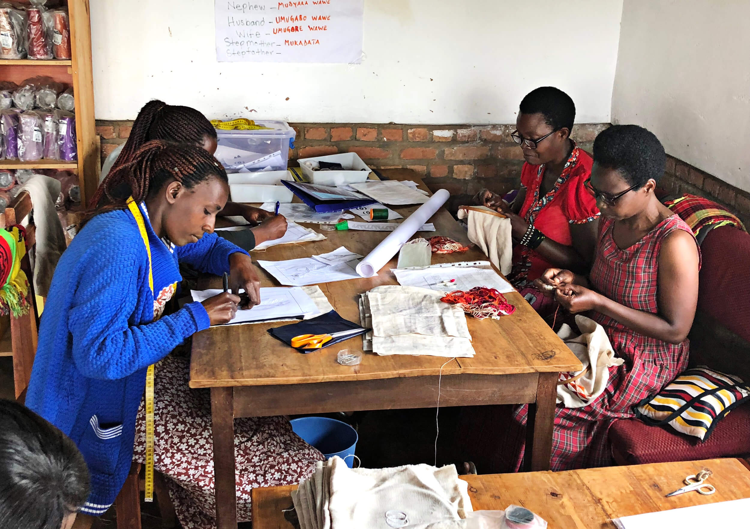 women-of-ibaba-working